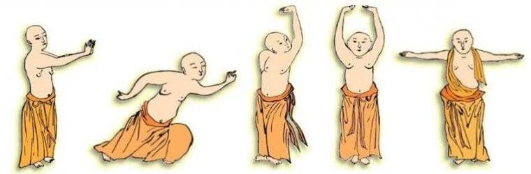 Обучение — Шаолиньский комплекс Цигун «И Цзинь Цзин» 18-19 мая