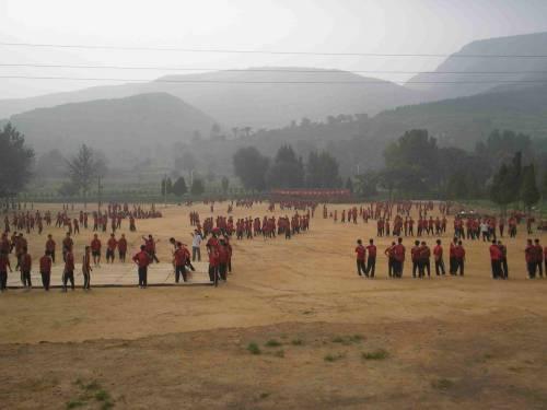 Ретрит в Шаолине 2007-62